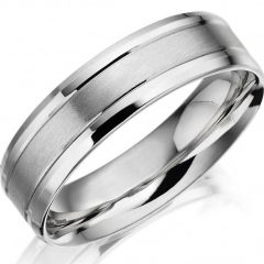 Palladium Wedding Bands For Women