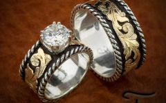 Cowboy Wedding Bands