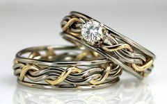 Quirky Wedding Rings