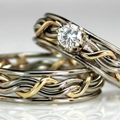 Unusual Wedding Rings Designs