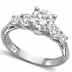 Cheap Diamond Wedding Bands