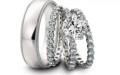 Wedding Bands Set For Him And Her