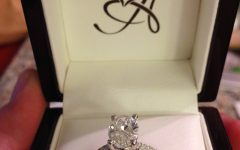 Engagement Rings In The Box