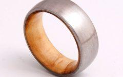 Titanium Mens Wedding Rings