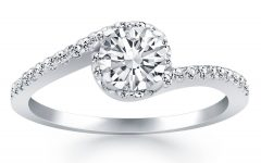 Wrap Around Engagement Rings