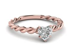 Gold Engagement Rings Under 200