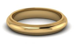 Classic Gold Wedding Bands